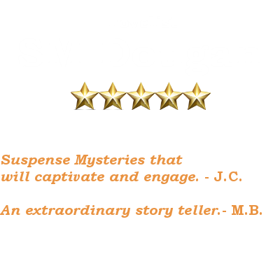 SM Dougan writer of suspense, mystery, fantasay, and literary fiction